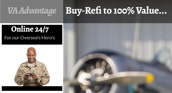 VA advantage-benefits-terms-zero down mortgage